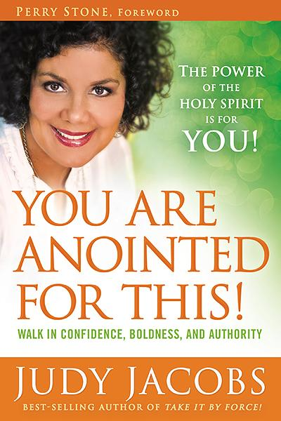 You Are Anointed for This! : Walk in Confidence, Boldness, and Authority