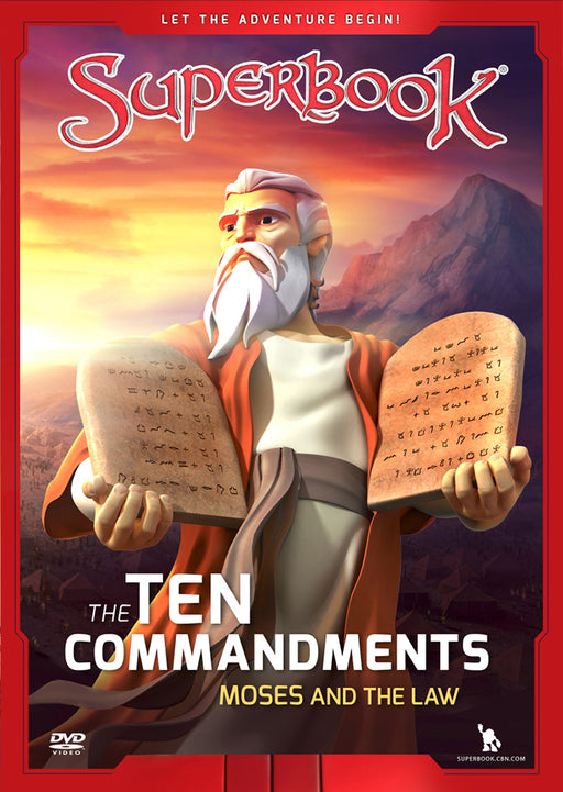 The Ten Commandments : Moses and the Law