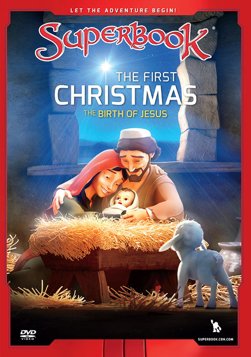 The First Christmas : The Birth of Jesus