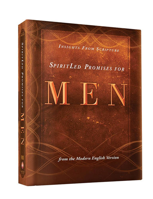 SpiritLed Promises for Men : Insights from Scripture from the Modern English Version