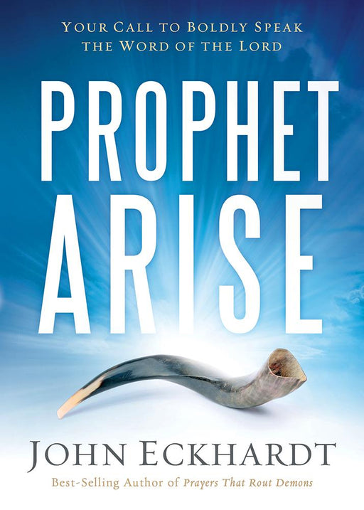 Prophet, Arise : Your Call to Boldly Speak the Word of the Lord