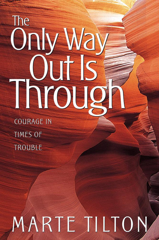 The Only Way Out Is Through : Courage in times of trouble