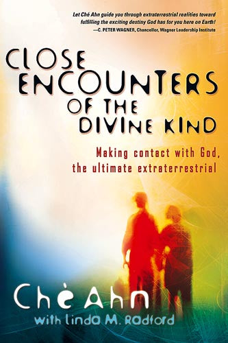 Close Encounters Of The Divine Kind : Making contact with God, the ultimate extraterrestrial