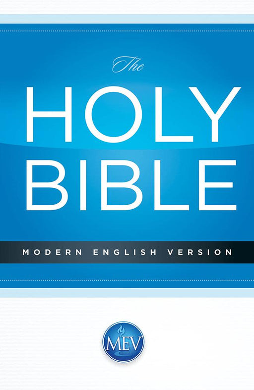 MEV Economy Bible : Modern English Version