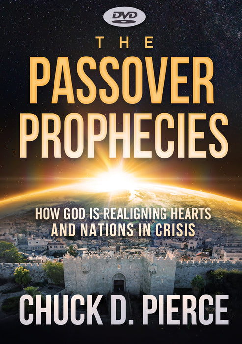 Audio CD - The Passover Prophecies : How God is Realigning Hearts and Nations in Crisis