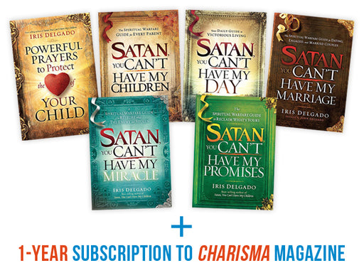 Delgado Bundle : FREE BONUS! 1-Year Charisma Subscription