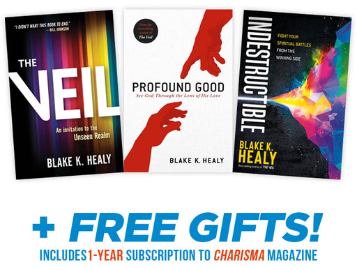 Blake Healy 3 Book Bundle : FREE BONUS ITEMS INCLUDED