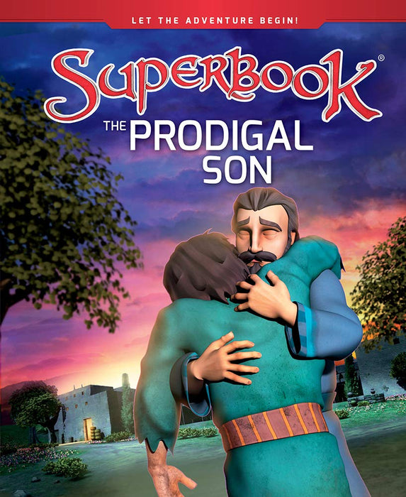 Superbook - The Prodigal Son (Book)