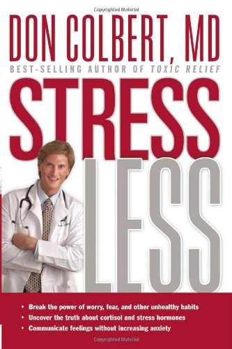 Stress Less : Do you want a stress-free life?