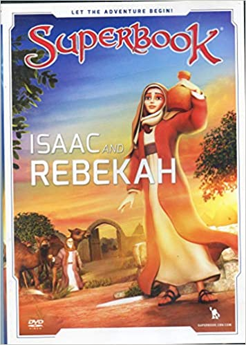 Superbook DVD - Isaac and Rebekah
