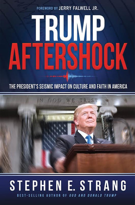 Trump Aftershock - Author AUTOGRAPHED COPY