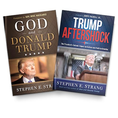 God and Donald Trump + Trump Aftershock