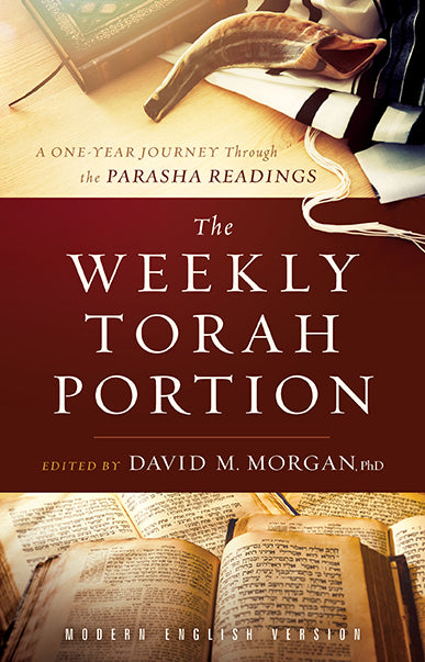 The Weekly Torah Portion : A One-Year Journey Through the Parasha Readings