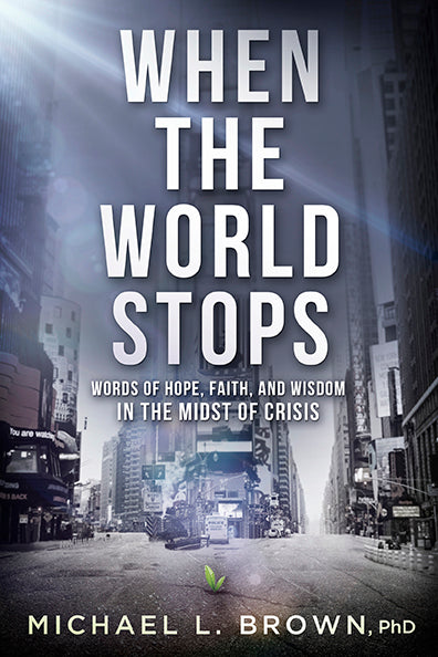 Audio CD - When the World Stops : Words of Hope, Faith, and Wisdom in the Midst of Crisis