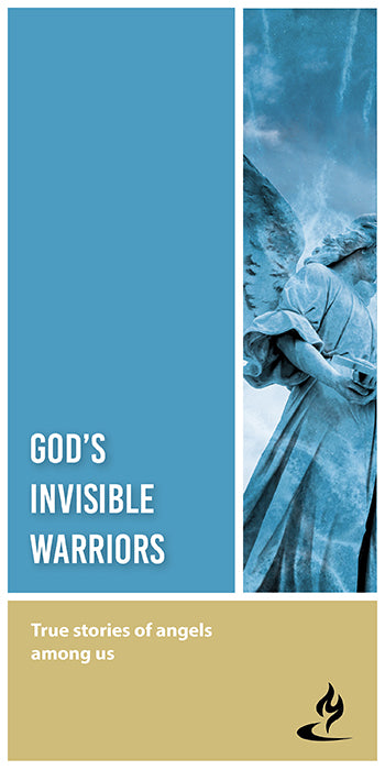 eBook-005 - GOD'S INVISIBLE WARRIORS : True Stories of Angels Among Us