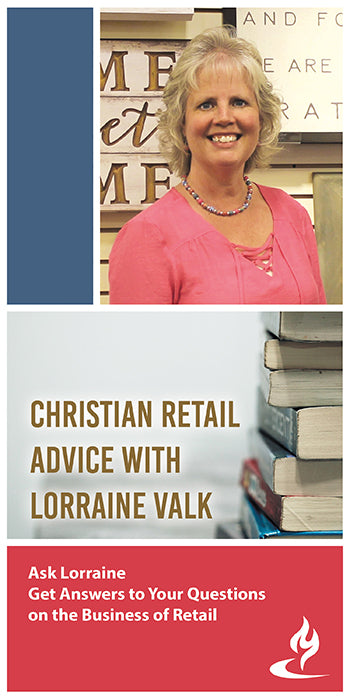 eBook011 - CHRISTIAN RETAIL ADVICE WITH LORRAINE VALK : Get Answers to Your Questions on the Business of Retail