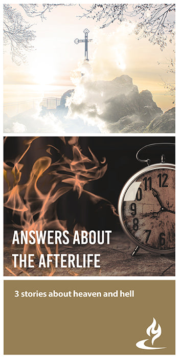 eBook017 - ANSWERS ABOUT THE AFTERLIFE : 3 Stories About Heaven and Hell