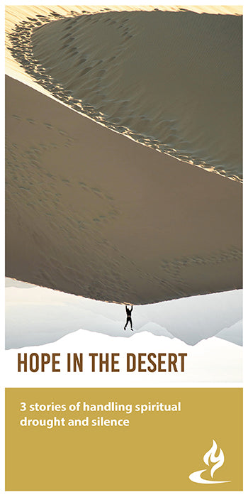 eBook023 - HOPE IN THE DESERT : 3 Stories of Handling Spiritual Drought and Silence