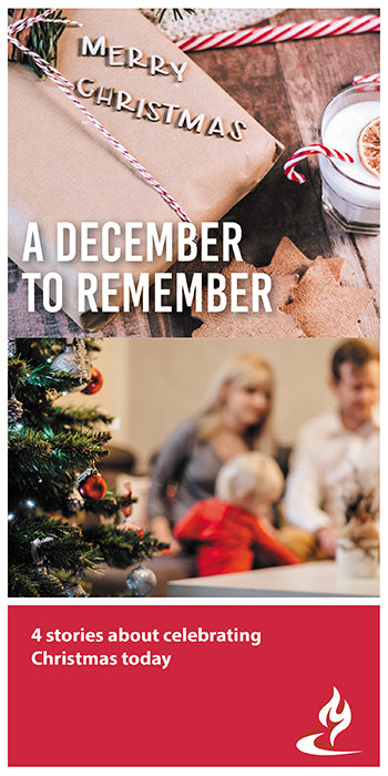 eBook039 - A DECEMBER TO REMEMBER : 4 Stories About Celebrating Christmas Today