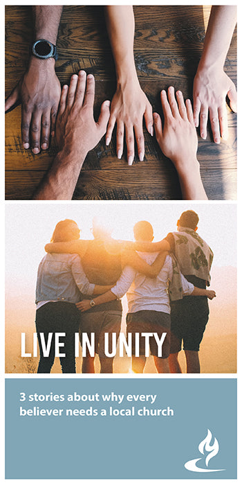eBook040 - LIVE IN UNITY : 3 Stories About Why Every Believer Needs a Local Church
