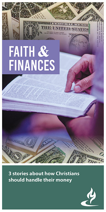 eBook043 - FAITH & FINANCES : 3 Stories About How Christians Should Handle Their Money