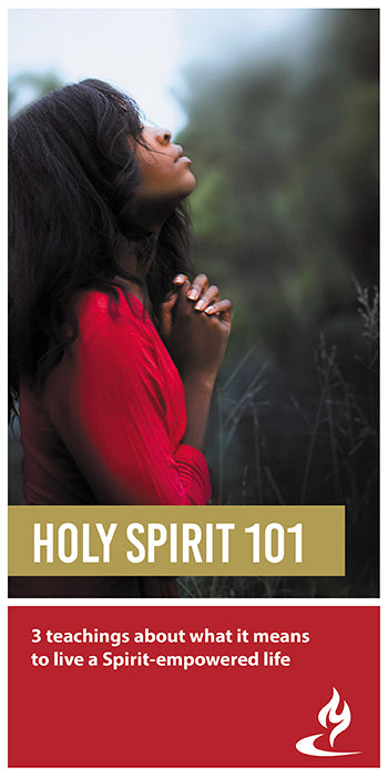 eBook049 - HOLY SPIRIT 101  : 3 Teachings About What It Means to Live a Spirit-Empowered Life