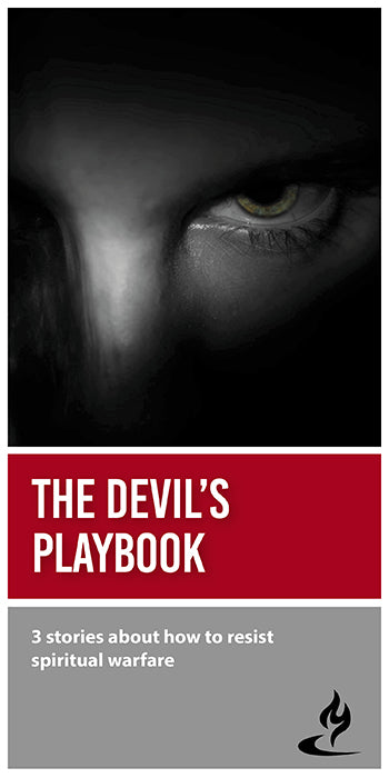 eBook056 - THE DEVIL'S PLAYBOOK : 3 Stories About How to Resist Spiritual Warfare