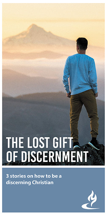 eBook059 - THE LOST GIFT OF DISCERNMENT : 3 Stories on How to be a Discerning Christian