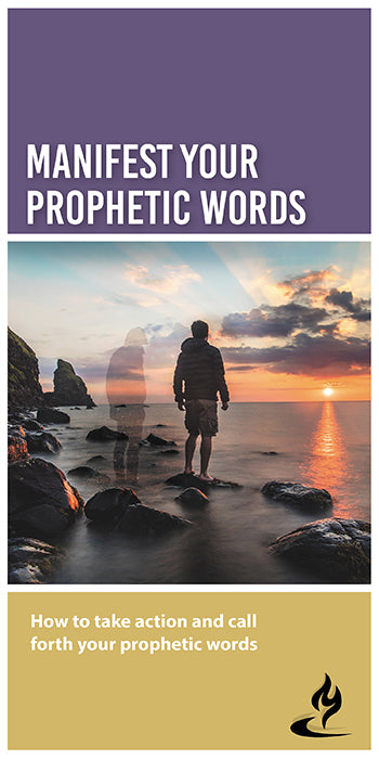 eBook060 - MANIFEST YOUR PROPHETIC WORDS : How to Take Action and Call Forth Your Prophetic Words