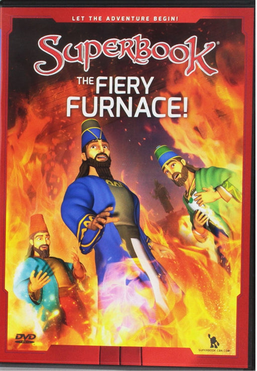 Superbook DVD - The Fiery Furnace