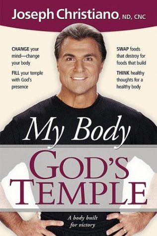My Body God's Temple : A body built for victory