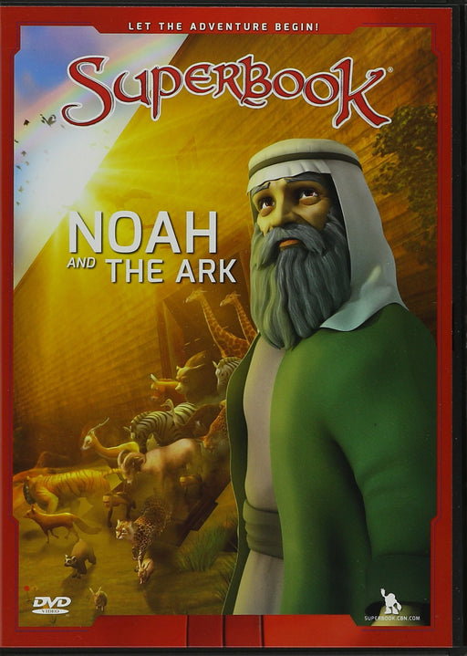 Superbook DVD - Noah and the Ark