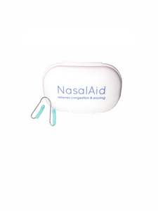 NasalAid helps you breathe better at night. Recommended by physicians all over the world.