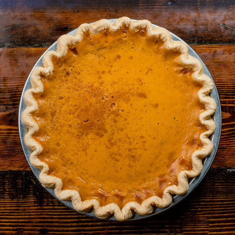 Moe's Pumpkin Pie