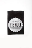 """The Pie Hole"" V-Neck T-shirt (black)"