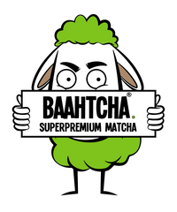Limited Edition Die-Cut Sticker-Baahtcha-Baahtcha
