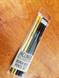 Burgh Bits Pencil Set