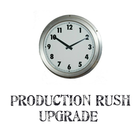 Production Rush Upgrade