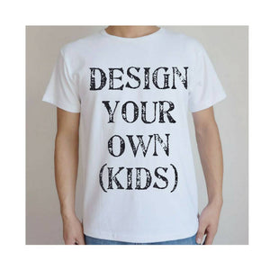 Designs Your Own Kids Tee