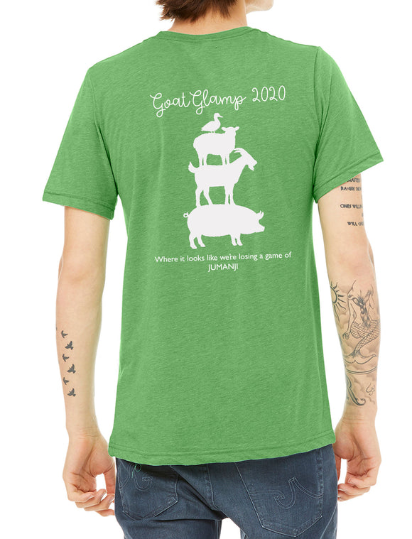 NOT FOR GLAMP - Goat Glamp 2020 Tee/Tank