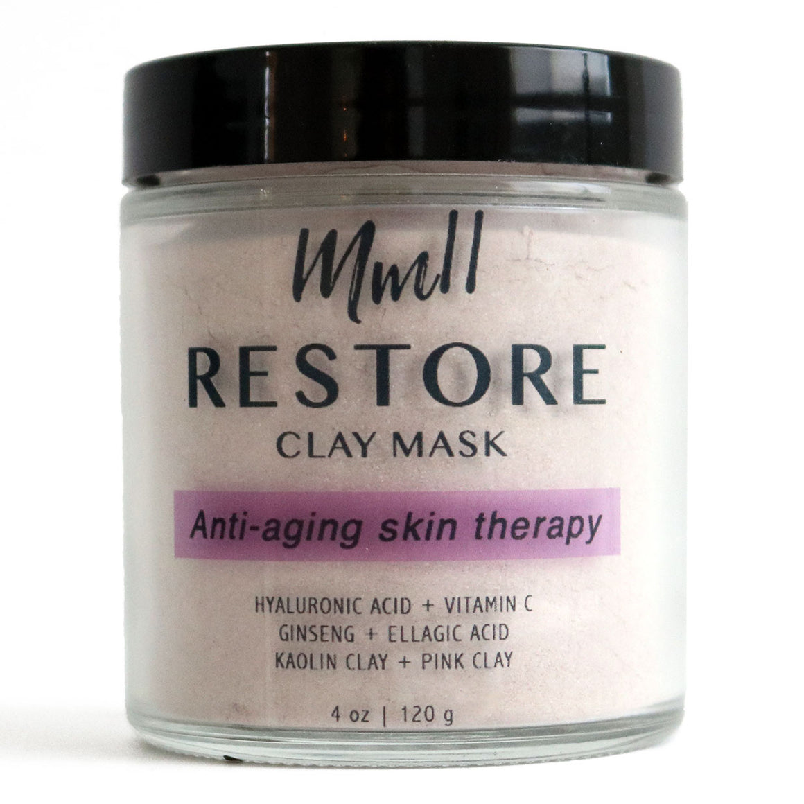 Restore - Anti-Aging Clay Mask