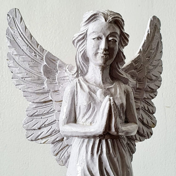 Praying Angel Figurines