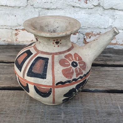 Antique Pottery Watering Pot - Canggu & Co