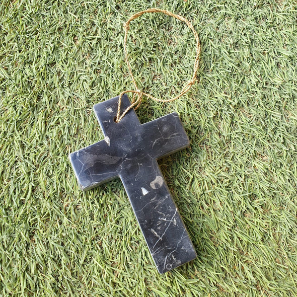 Small Marble Crosses - Canggu & Co