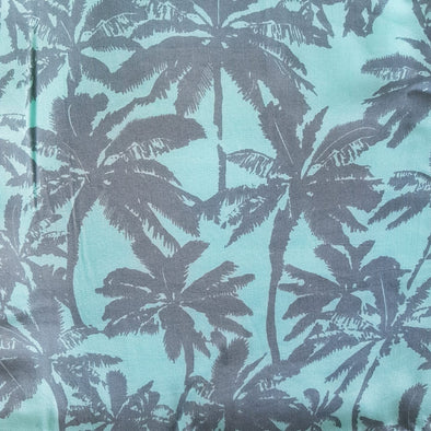 Tropical Bali Palm Sarong & Terry Toweling Beach Towels - Canggu & Co