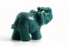 Howlite Stone - Elephant - Blue - Canggu & Co