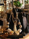 Large Chunky Sea Shell Necklace Style Decor - Canggu & Co