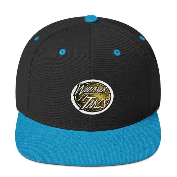 Whatever It Takes Snapback Hat