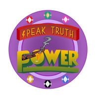 Speak Truth 2 Power (Face Mask)