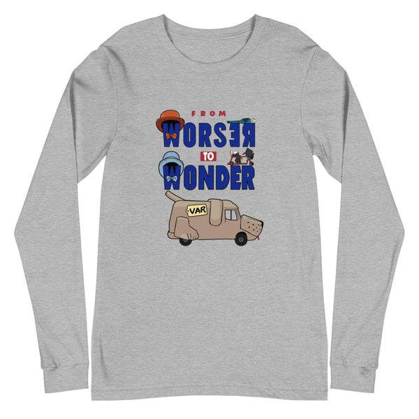 From Worser To Wonder[Var] (Long Sleeve)